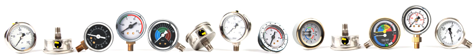 Production of quality pressure gauges